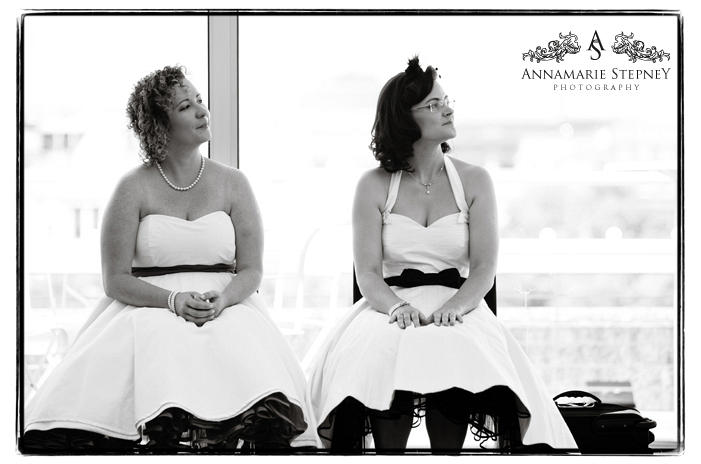 Civil Partnership, National Theatre Wedding Photography ~ Annamarie Stepney