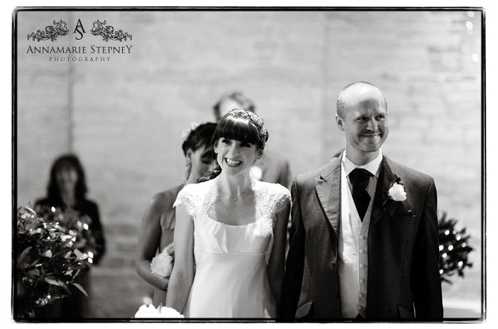 The Tithe Barn Hampshire Wedding Photographer ~ Annamarie Stepney