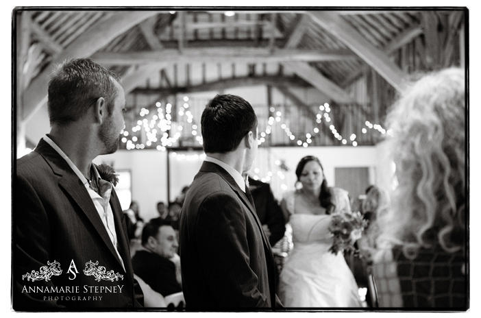 Fitzleroi Barn, West Sussex Wedding Photographer ~ Annamarie Stepney