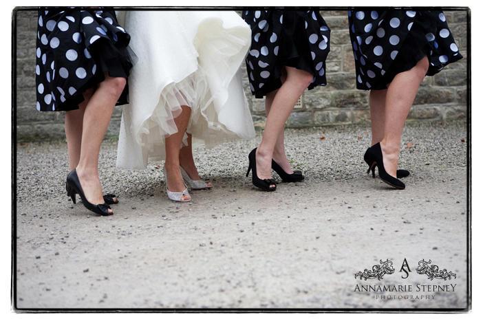 Hassop Hall, Derbyshire Wedding Photography ~ Annamarie Stepney