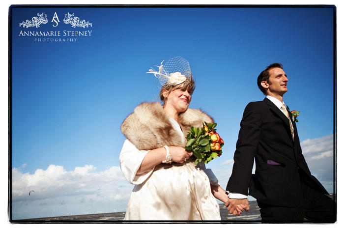 The Beacon House, Whitstable Wedding Photography ~ Annamaire Stepney