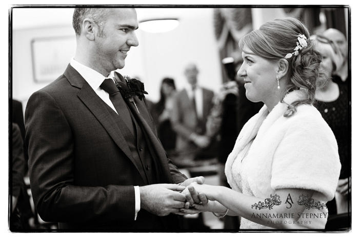 Old Marylebone Town Hall Wedding Photography ~ Annamarie Stepney