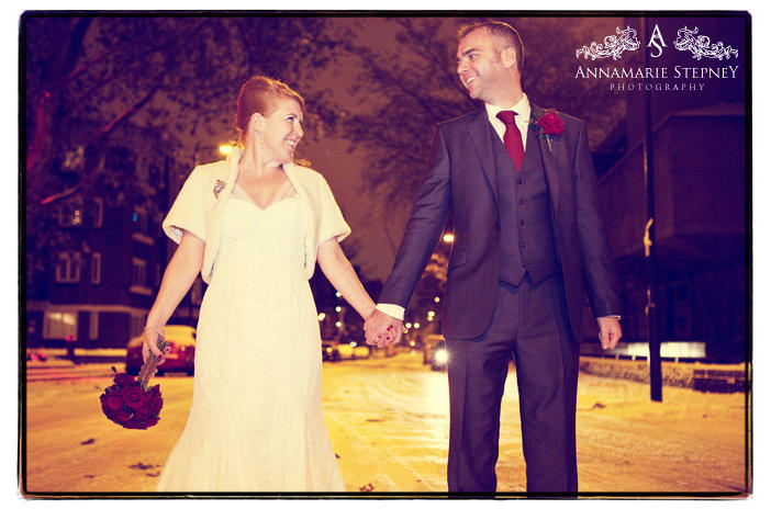 Creative London Wedding Photography ~ Annamarie Stepney