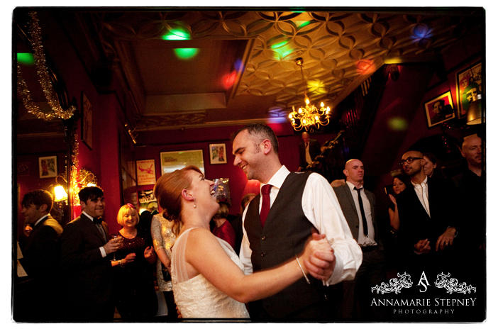 The Peasant, Clerkenwell Wedding Photography ~ Annamarie Stepney