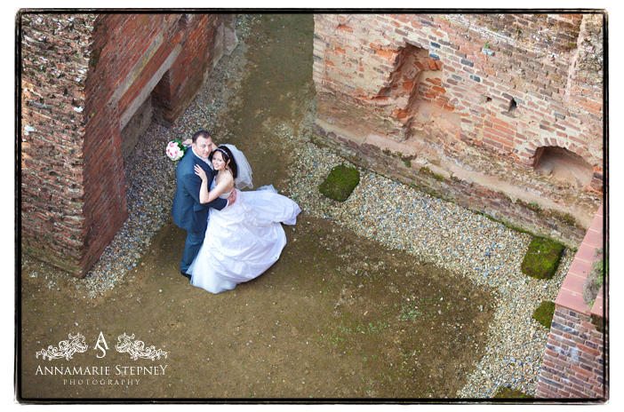 The Walled Garden at Cowdray, West Sussex Wedding Photography - Annamarie Stepney