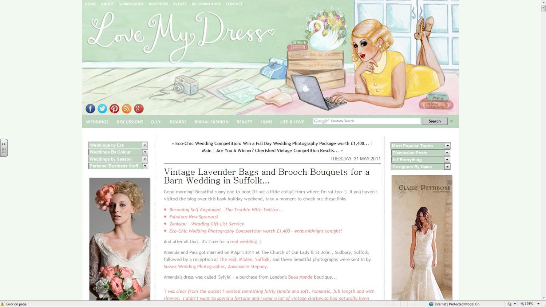 Milden Hall ~ Love My Dress Blog ~ Annamarie Stepney Photography