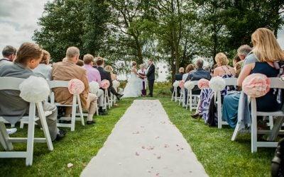 Great Higham Barn, Kent Wedding ~ Monika & Jason: i do