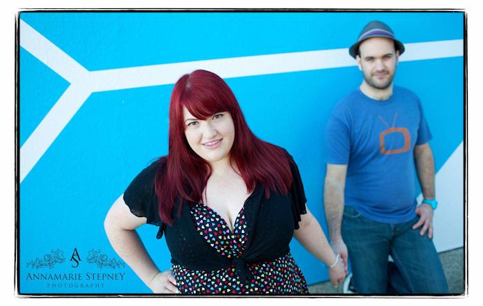 Creative Engagement Photographer ~ Annamarie Stepney