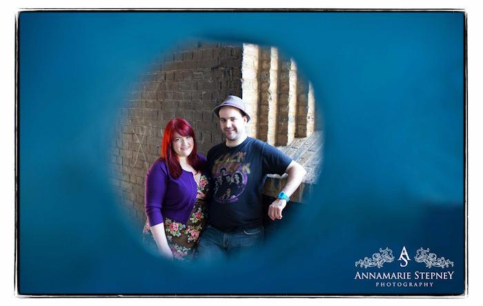 London Engagement Photographer ~ Annamarie Stepney