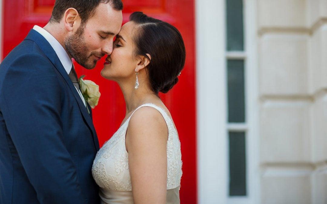 6 Fitzroy Square Wedding