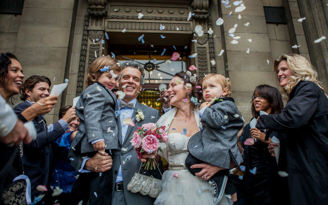Old Marylebone Town Hall & Brown's Hotel, London Wedding ~ Chantal & Wayne : i do