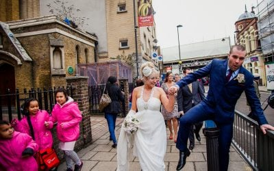 The Albany Theatre, London Wedding ~ Jodie and Dan ~ i do