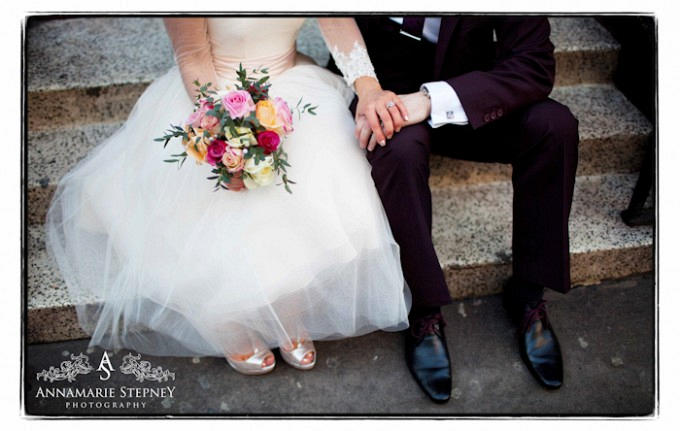 Rock n Roll Bride Feature Wedding ~ The Union Club, Soho ~ Annamarie Stepney Photography
