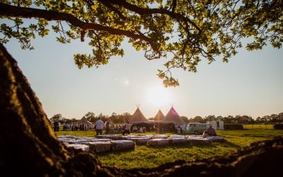 The House Meadow Wedding, Kent