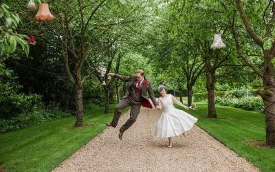 South Farm, Hertfordshire Wedding
