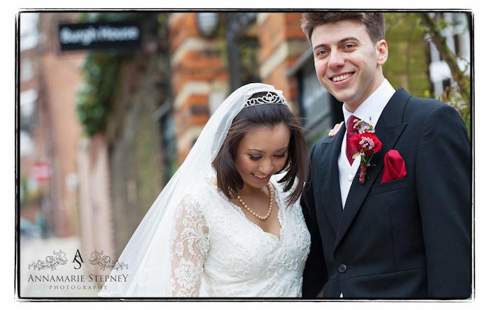 Burgh House Hampstead London, Natural Wedding Photographer Annamarie Stepney