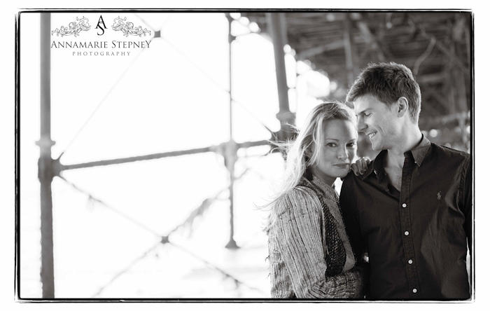 Sussex Engagement Photography ~ Annamarie Stepney ~ Hannah & James
