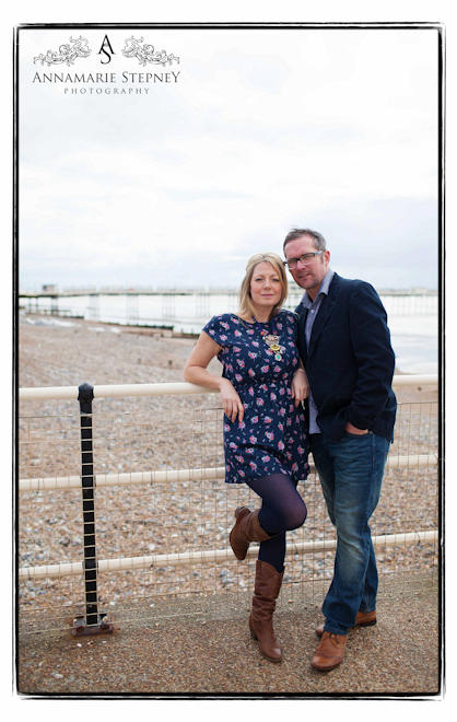 Sussex Engagement Photographer | Annamarie Stepney Photography