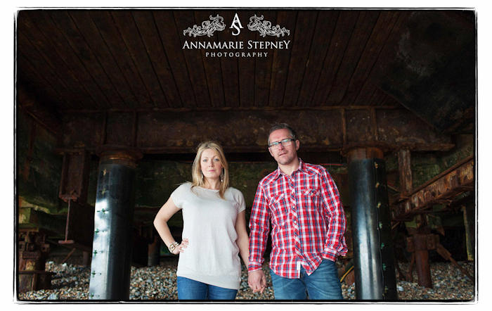 Creative Engagement Photographer | Annamarie Stepney Photography