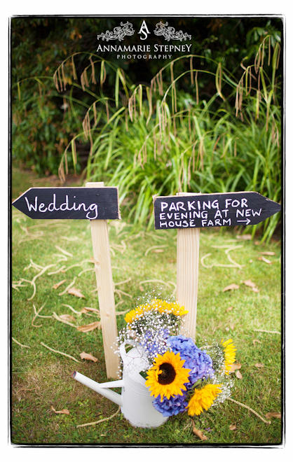 West Sussex Wedding Photographer ~ Annamarie Stepney ~ Sally & Darren