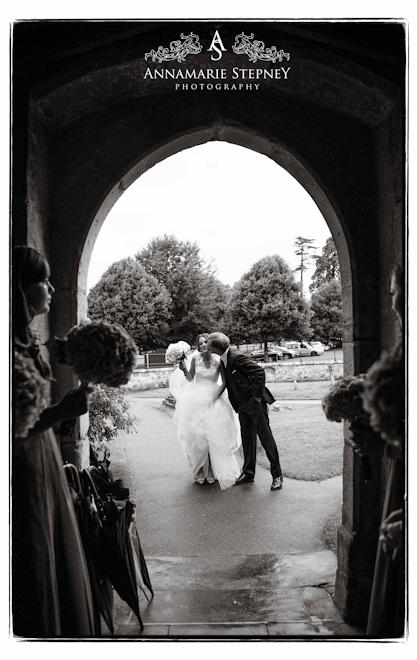 Creative Wedding Photography at Buxted Park by Annamarie Stepney