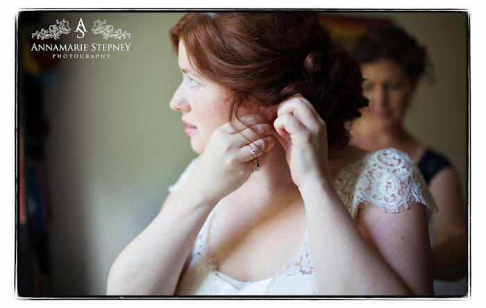 Natural Wedding Photography | Annamarie Stepney