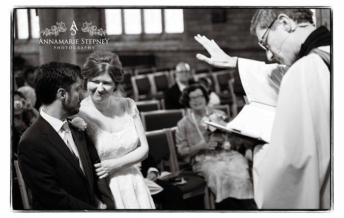 St James Church Clerkenwell London | Creative Wedding Photography | Annamarie Stepney
