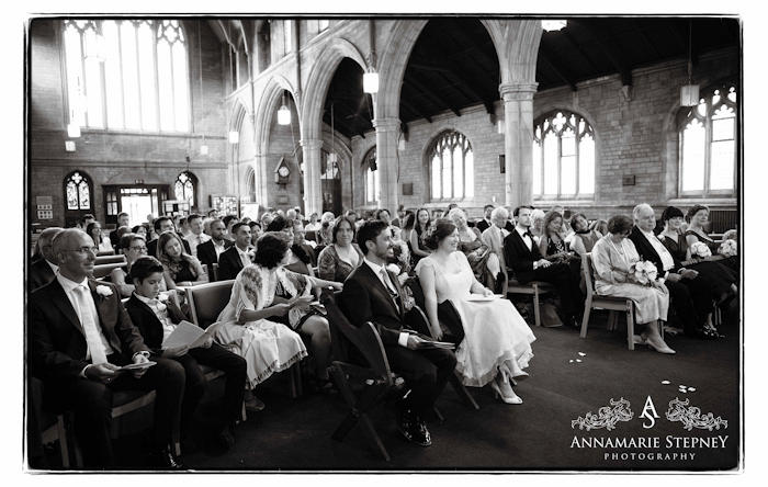 St James Church Clerkenwell London | Natural Wedding Photography | Annamarie Stepney