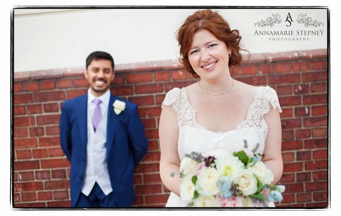 Natural Portraiture Wedding Photography | Annamarie Stepney