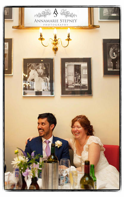 The Peasant Clerkenwell, Natural Wedding Photography | Annamarie Stepney