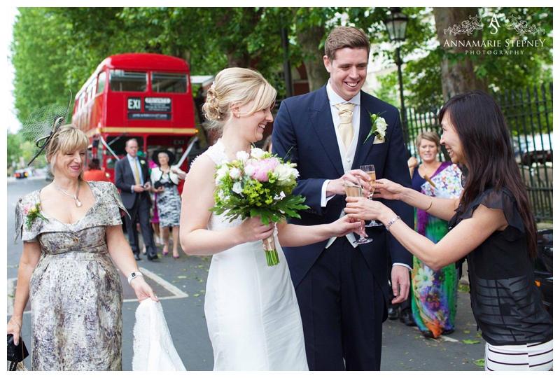 The Trafalgar Tavern Reportage Wedding Photography Annamarie Stepney
