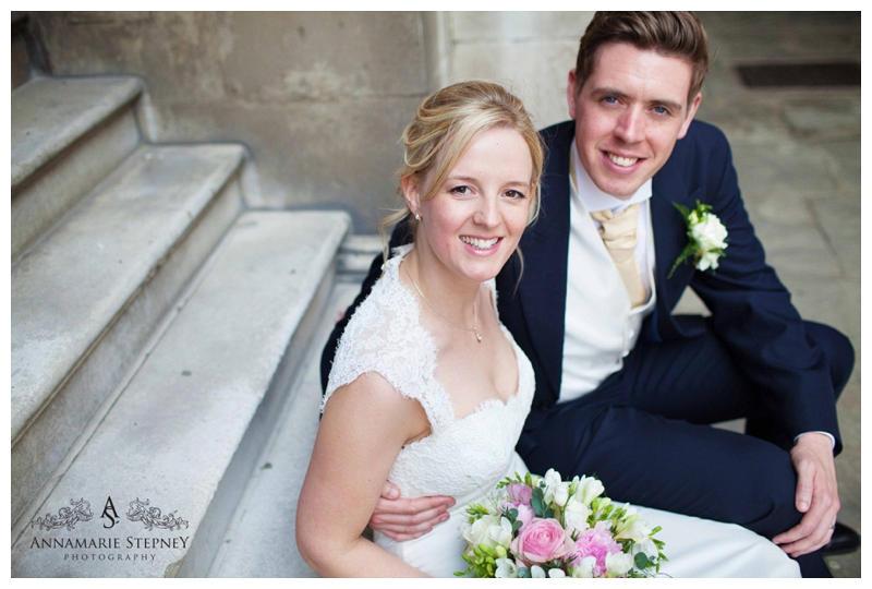London Wedding Photographer, The Trafalgar Tavern ~ Annamarie Stepney