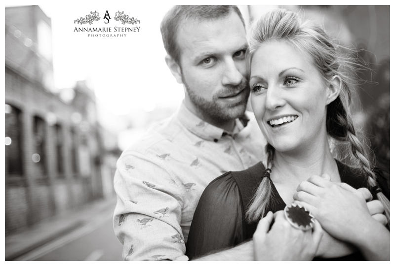 London Engagement Photography-Annamarie Stepney Photography