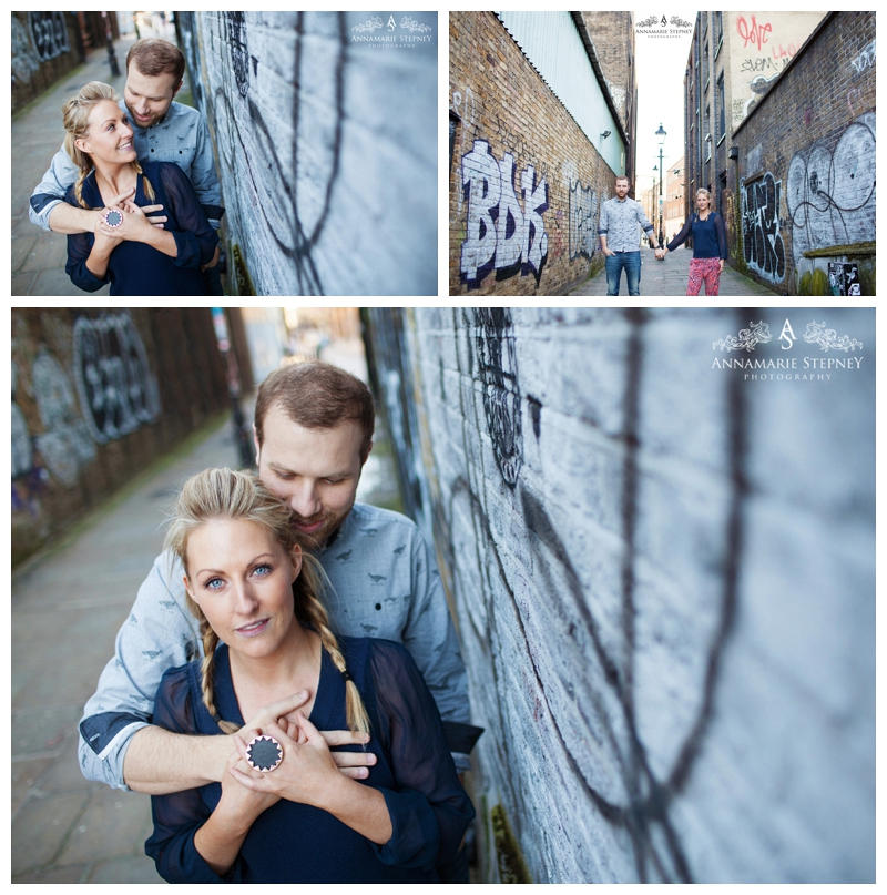 Shoreditch Engagement Photography-Annamarie Stepney Photography