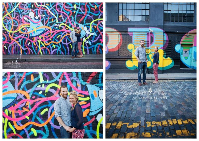 Shoreditch Engagement Photographer-Annamarie Stepney Photography