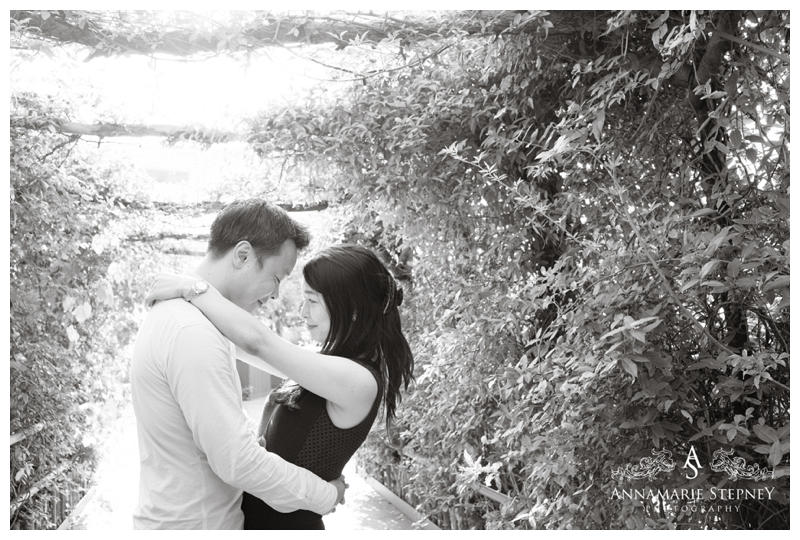 Relaxed Engagement Photography