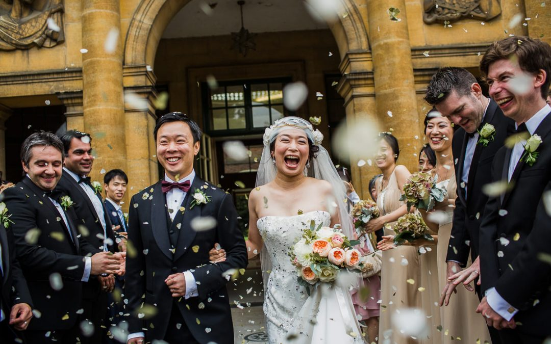 Eltham Palace Wedding – Mayo & Lon