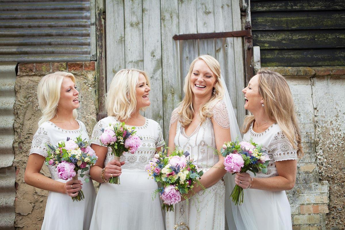 Rock My Wedding Blog Feature ~ DIY Farm Wedding