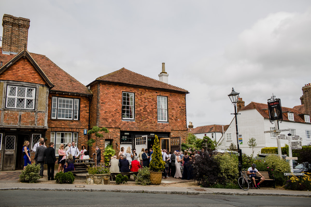 Pub Weddings