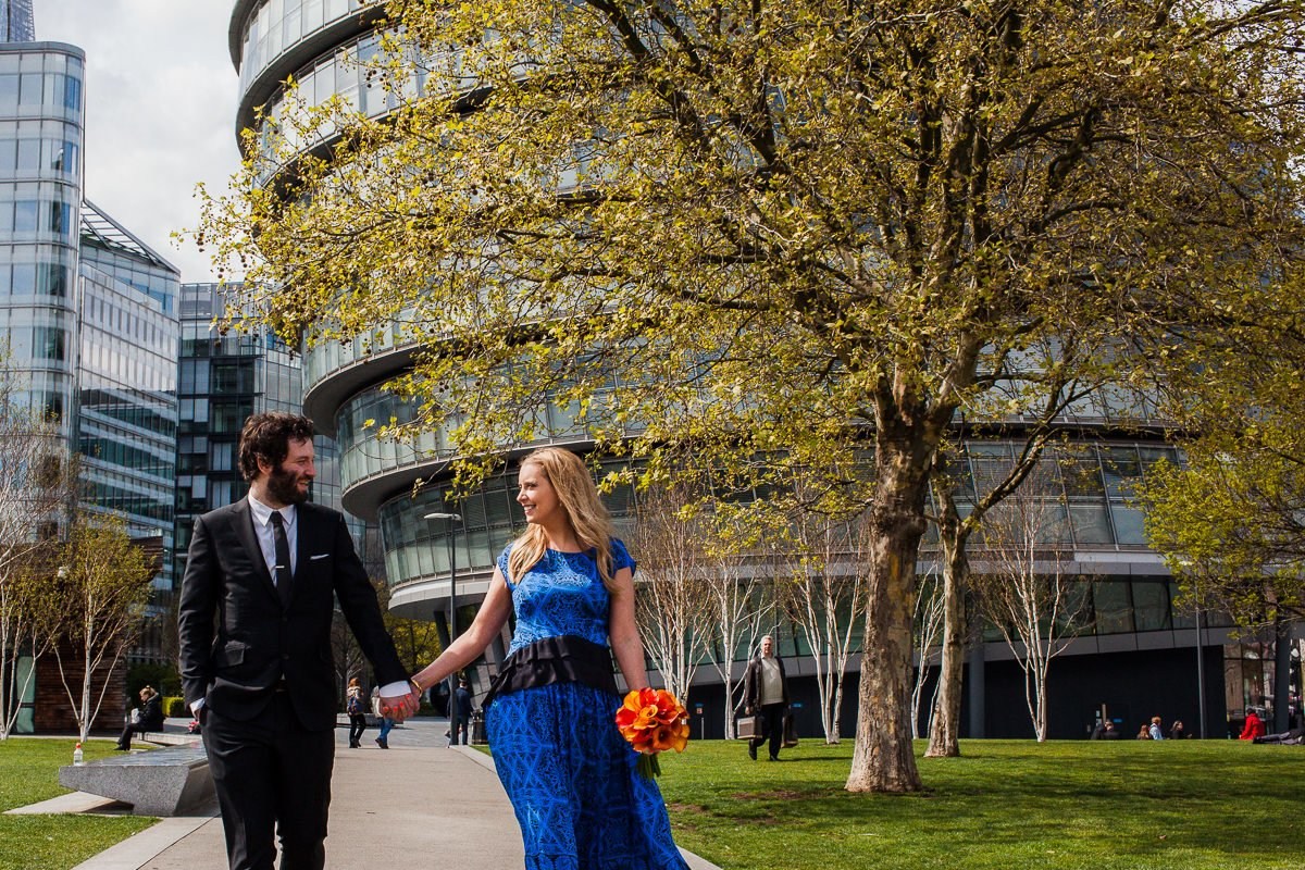 Design museum London wedding photographer 11