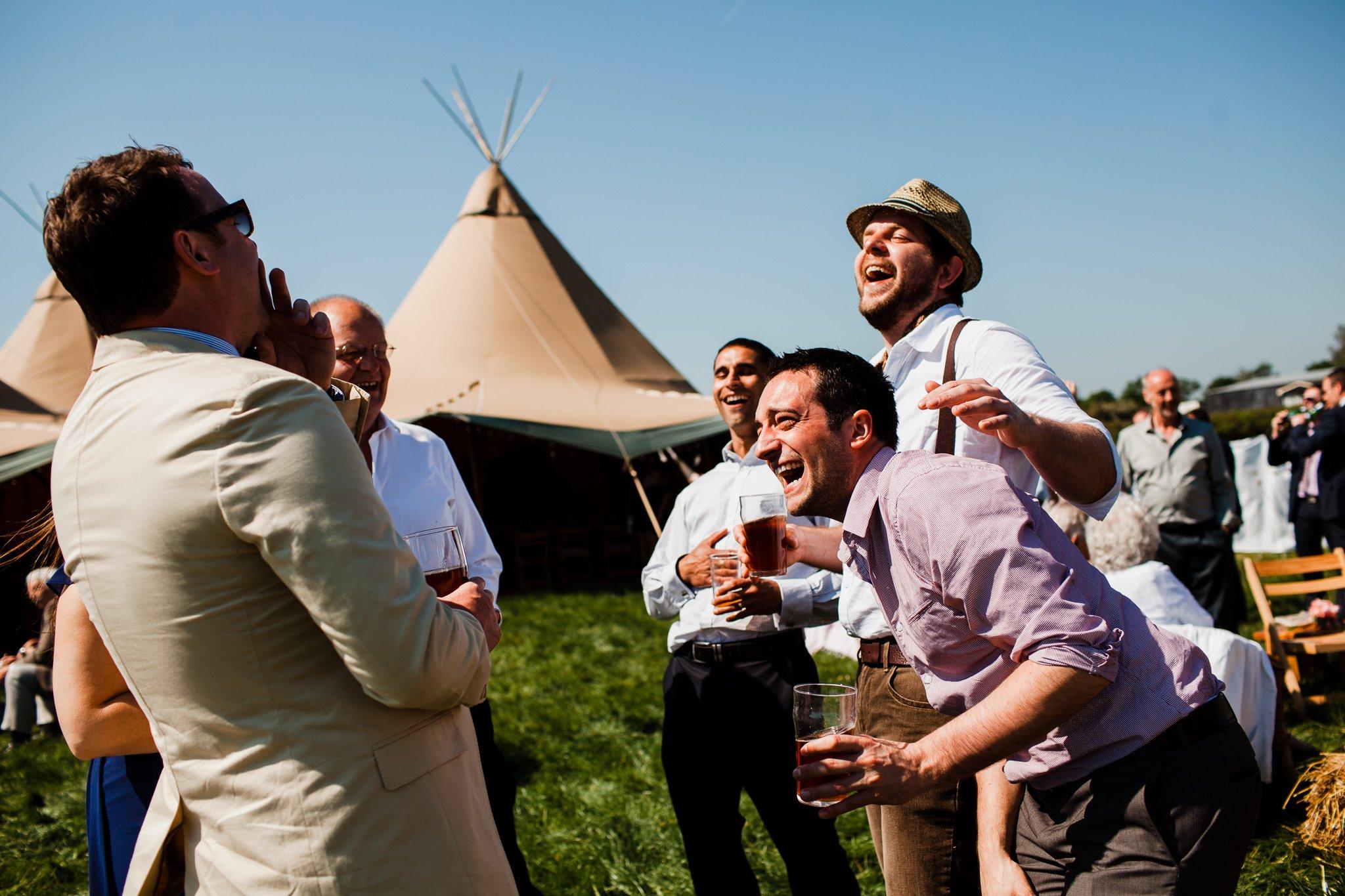House Meadow Tipi Wedding-7