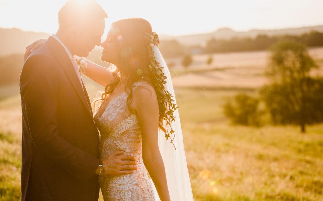 Cissbury Barns Boho Wedding